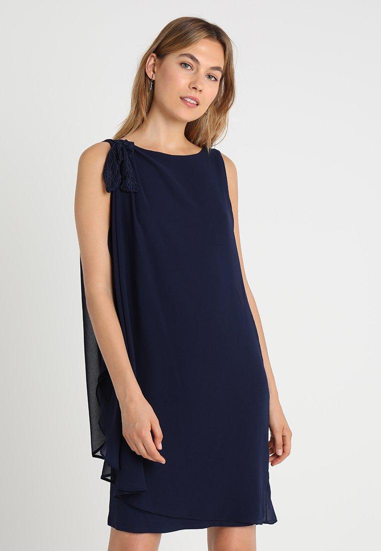 NAF NAF LAURIE - Cocktailkleid/festliches Kleid - bleu ...