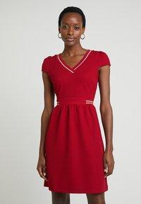 NAF NAF - LABORDY - Sukienka letnia - rouge farmer - 0