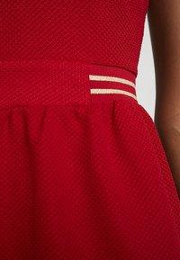 NAF NAF - LABORDY - Sukienka letnia - rouge farmer - 5