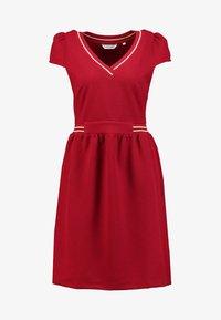 NAF NAF - LABORDY - Sukienka letnia - rouge farmer - 4