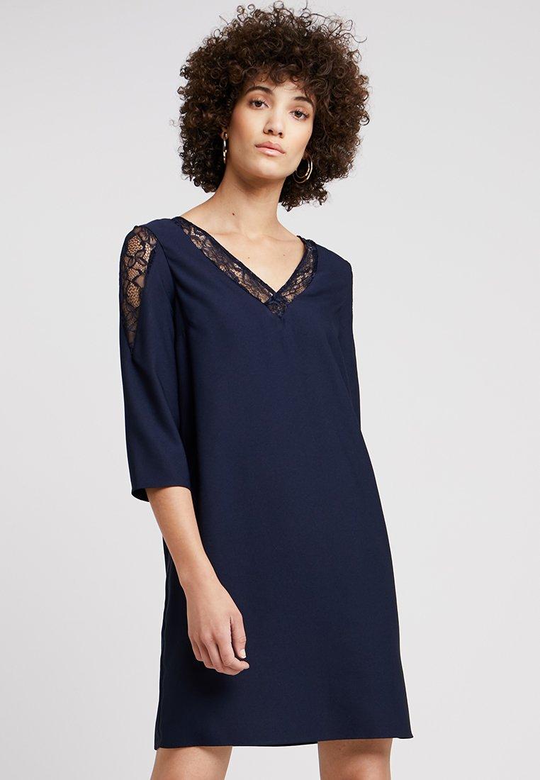 NAF NAF - LAURITA - Day dress - bleu marine