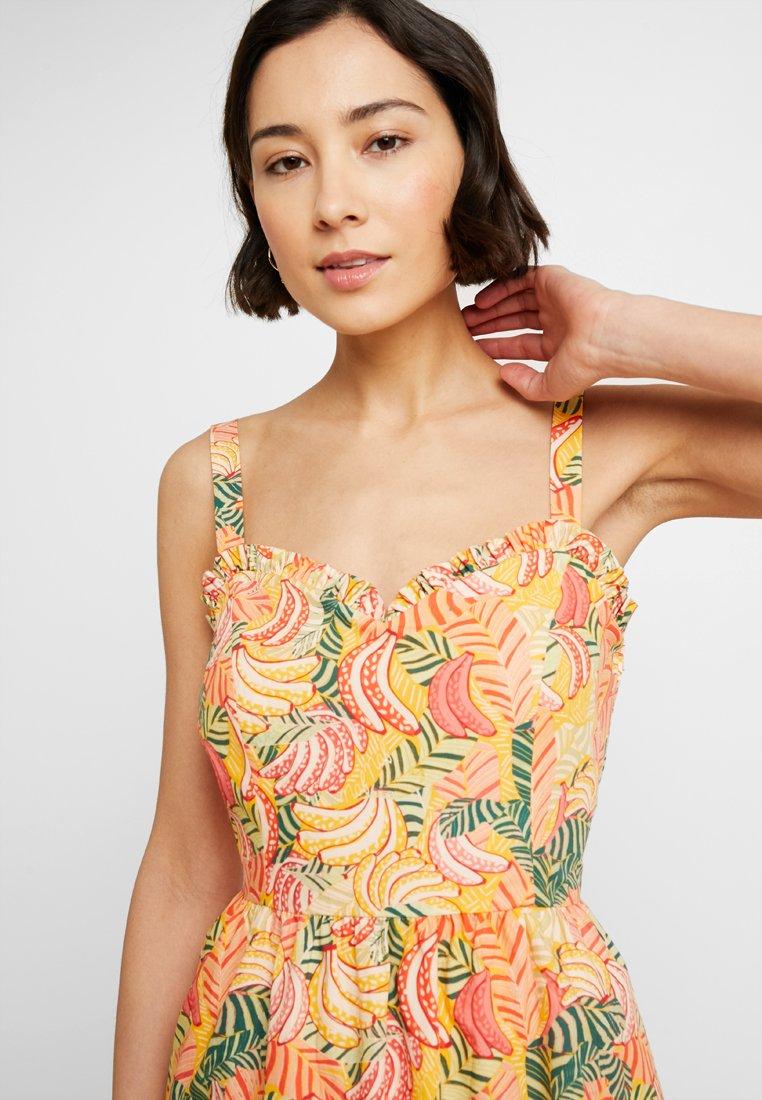 NAF NAF - LISPLIT - Day dress - imprime