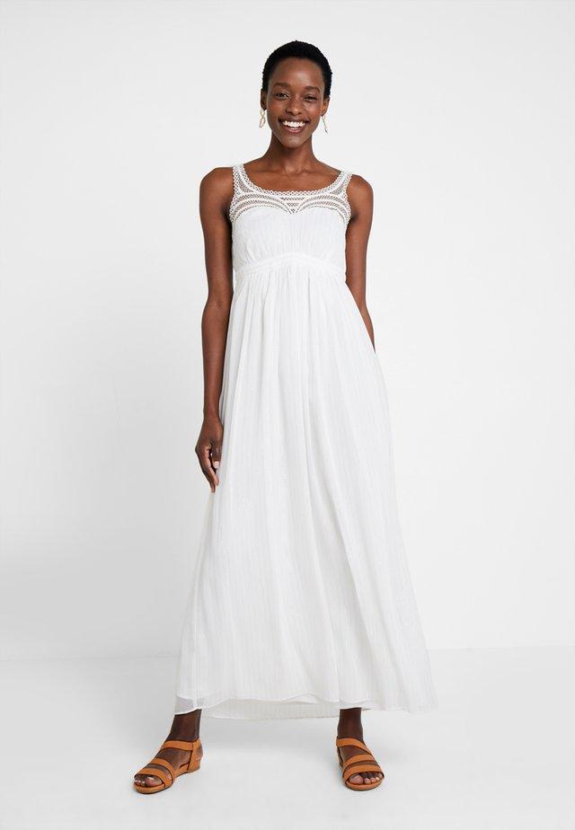 NEW LIEDEN - Maxi šaty - vanille