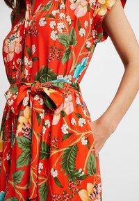 NAF NAF - ROSSI - Maxi dress - imprime - 6
