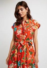 NAF NAF - ROSSI - Maxi dress - imprime - 4