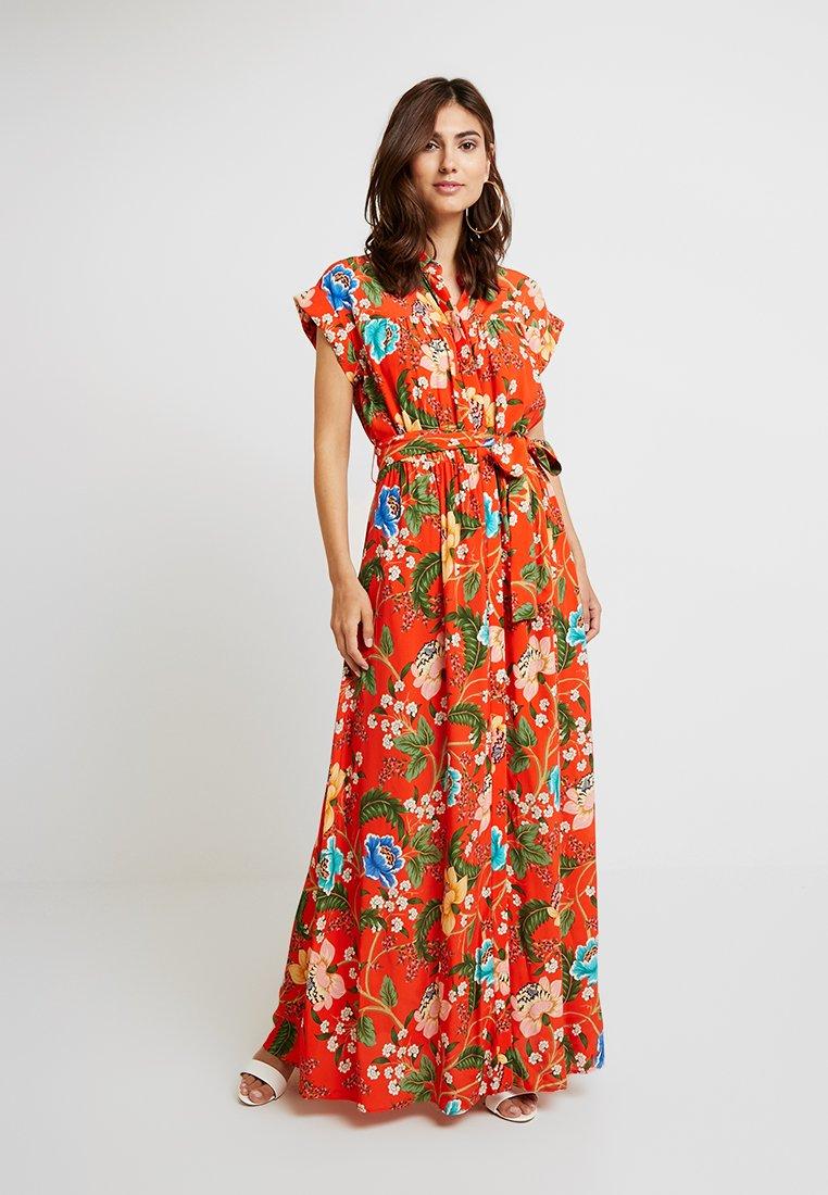 NAF NAF - ROSSI - Maxi dress - imprime