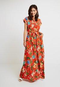 NAF NAF - ROSSI - Maxi dress - imprime - 2