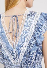 NAF NAF - SIREN - Robe d'été - light blue - 6