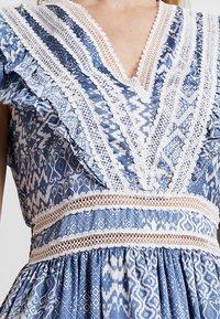 NAF NAF - SIREN - Robe d'été - light blue - 4