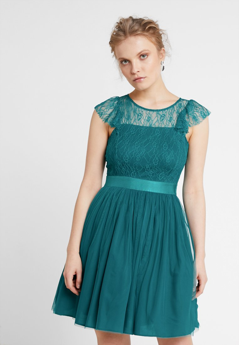 NAF NAF - TULINE - Cocktail dress / Party dress - malachite