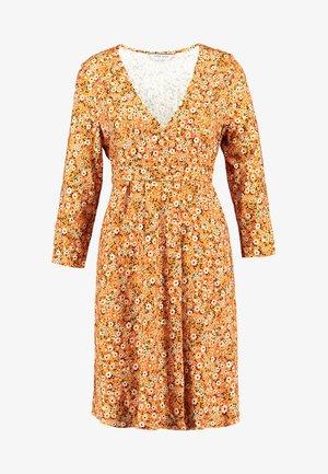 SACRAMENTO - Day dress - mustard yellow