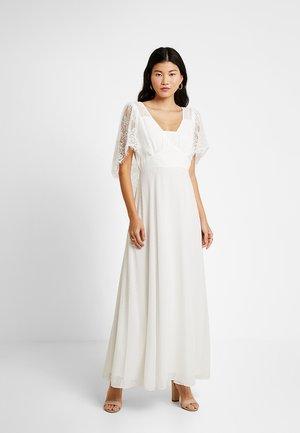LILIANA - Společenské šaty - ecru