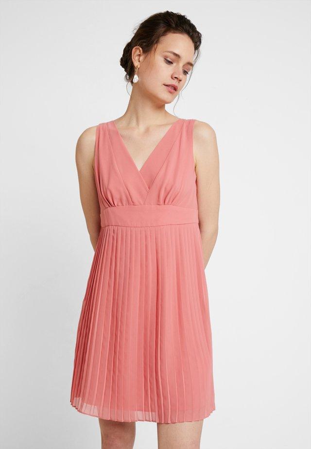 CLEMENCE  - Cocktail dress / Party dress - spice blush