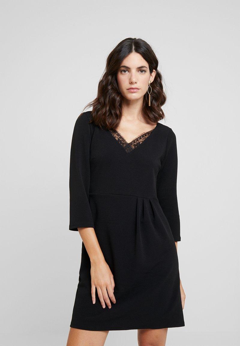 NAF NAF - LAPENELOPE - Shift dress - noir