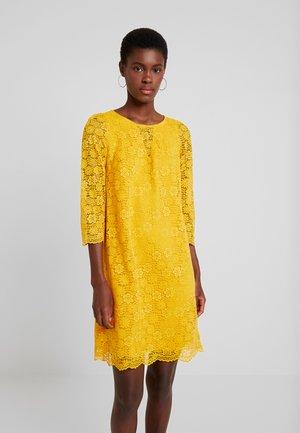 LAPRAY - Robe d'été - jaune retro