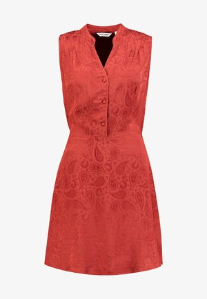 PAISLEY - Denní šaty - terracotta