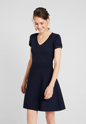 MILLIE - Jumper dress - bleu marine