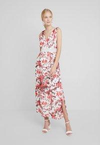 NAF NAF - POEME LONGUE - Maxi dress - red - 0