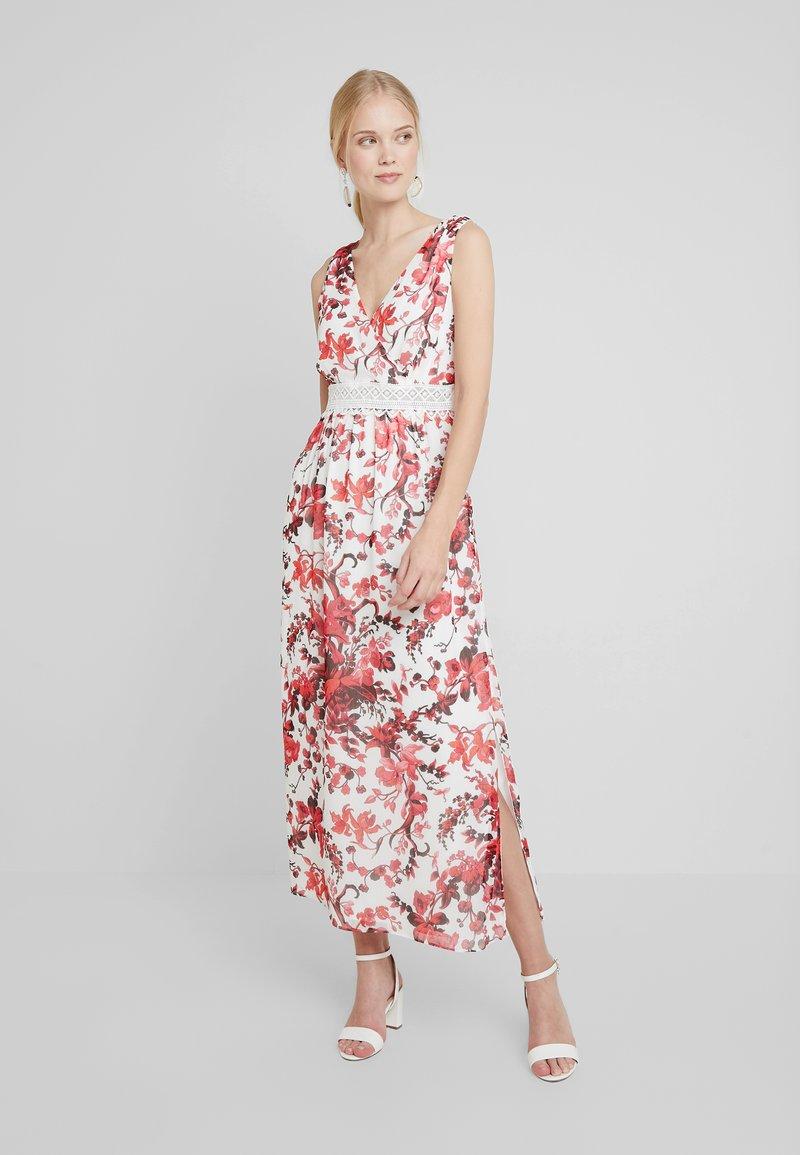 NAF NAF - POEME LONGUE - Maxi dress - red