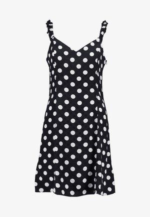 FUNNY - Denní šaty - noir