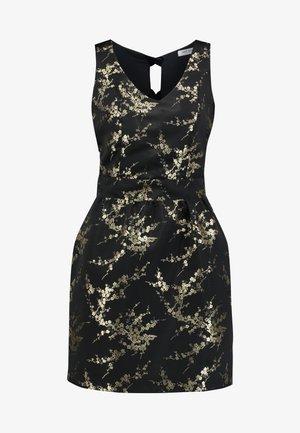 ESAKURA - Koktejlové šaty/ šaty na párty - metallic black