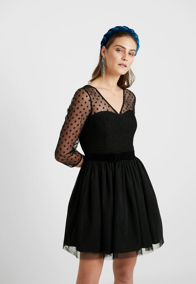 LAROSA - Sukienka koktajlowa - noir