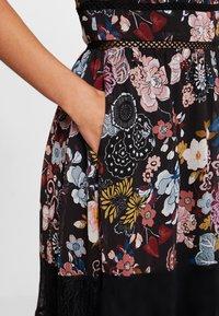 NAF NAF - JULIE - Maxi dress - imprime - 4