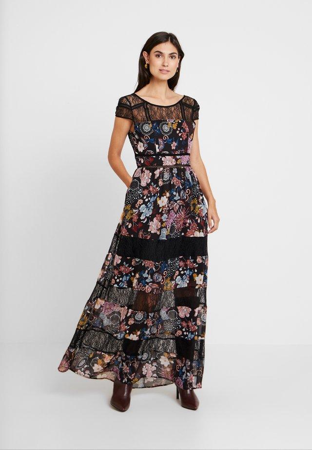 JULIE - Długa sukienka - imprime