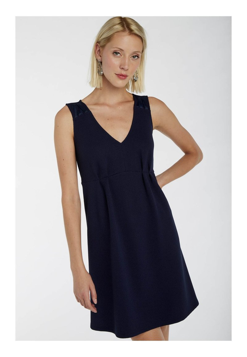 NAF NAF - Robe d'été - blue