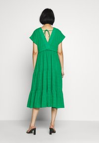 NAF NAF - LASCAL - Robe d'été - vert rio - 2