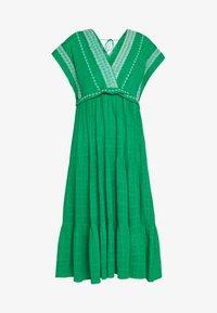 NAF NAF - LASCAL - Robe d'été - vert rio - 4