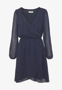 NAF NAF - NARCISSA - Day dress - bleu marine - 4