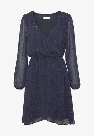 NARCISSA - Day dress - bleu marine