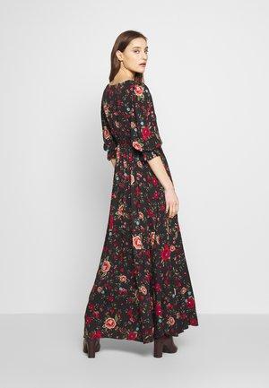 SENORITA - Vestito lungo - senorita noir