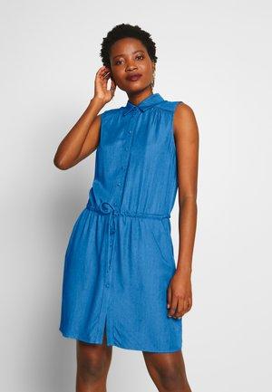 LEASY - Denim dress - chambray