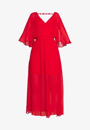 CAMILLE - Maxi šaty - lipstick