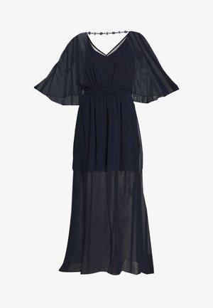 CAMILLE - Maxi dress - bleu marine