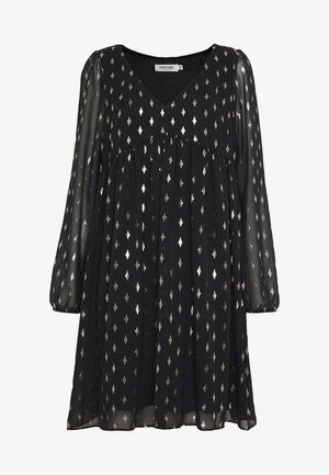 FOLKITA - Day dress - black
