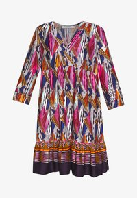 NAF NAF - LESOLAR - Day dress - multicolore - 5