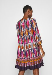 NAF NAF - LESOLAR - Day dress - multicolore - 2