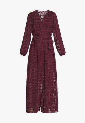 AMEL - Vestido informal - figue