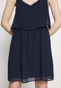 NAF NAF - JOIA - Denní šaty - bleu marine - 5