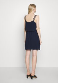 NAF NAF - JOIA - Denní šaty - bleu marine - 2