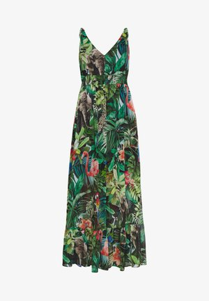 JANE - Robe longue - green
