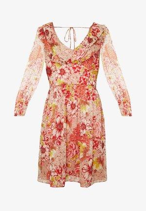 MILANA - Day dress - milana rouge