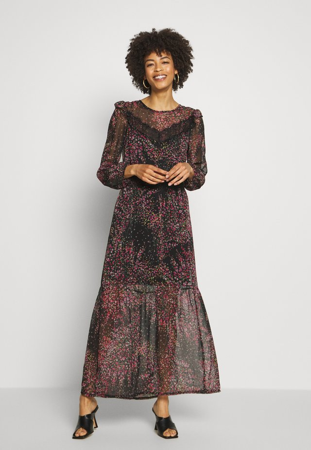 SAMYRA - Maxi dress - noir
