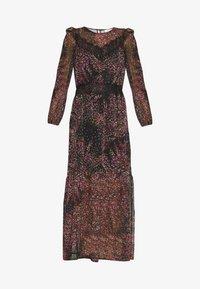 NAF NAF - SAMYRA - Robe longue - noir - 5