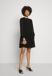 NAF NAF - LEJACK - Day dress - noir - 1