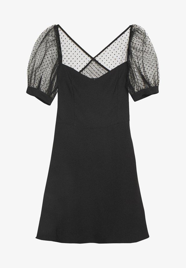 Kjole - noir