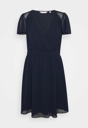 SEZER  - Vestido de cóctel - bleu marine
